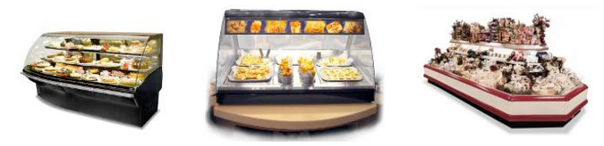 Bakery Cases - Refrigeration Equipment