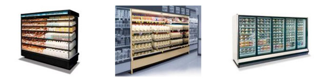 Dairy Cases - Refrigeration Equipment