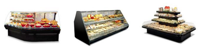 Deli Cases - Refrigeration Equipment
